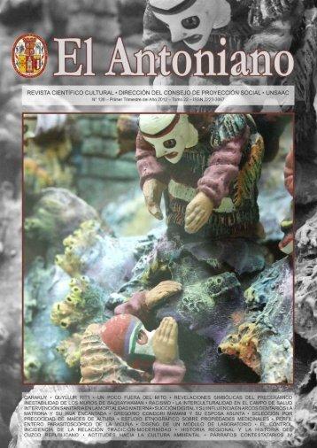 Ver Revistas - Universidad Nacional de San Antonio Abad del Cusco