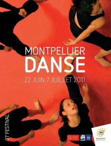 telecharger le programme - Montpellier Danse