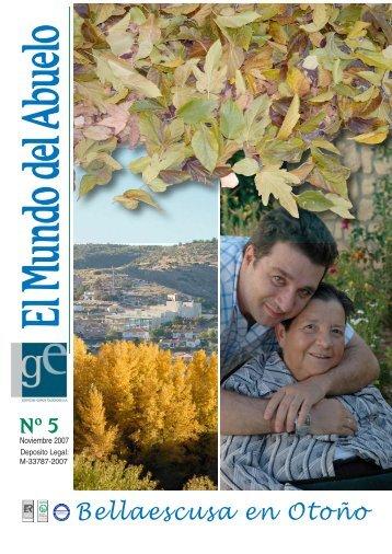 Revista 5 - residencia bellaescusa.