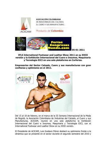 ifls+eici en los medios 5 al 19 de enero de 2011 - Acicam