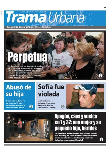 Trama - Diario Hoy