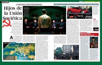 Artículo en la revista Muy Historia. - Grupo Detecta
