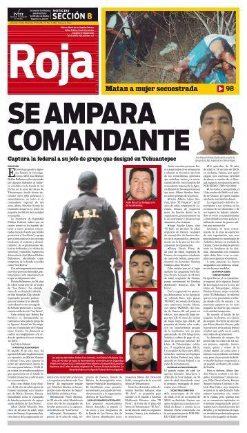 9B - Noticias Voz e Imagen de Oaxaca
