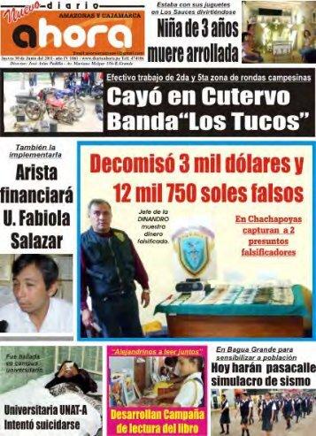 Diario - san martín - yurimaguas