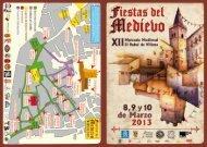 Fiestas del Medievo - Mercado Medieval en Villena