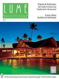 Projetos de Iluminação: A nova cultura brasileira de iluminação