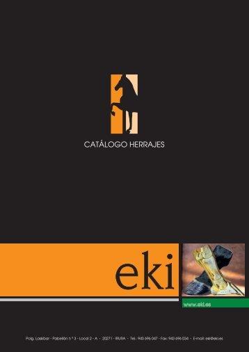 Catálogo Herrajes
