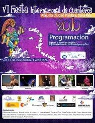 Descargas Programa VI FICU 2010 - Juan Cuentacuentos