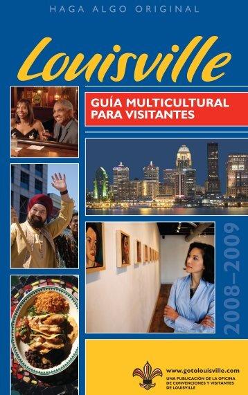 GUÍA MULTICULTURAL PARA VISITANTES - Louisville