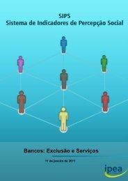 Bancos: Exclusão e Serviços