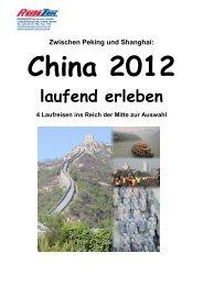 Reiseflyer herunterladen (PDF*) - REISEZEIT Tourismus GmbH