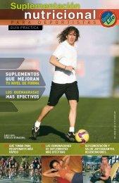 Suplementación nutricional - Sportlife.es