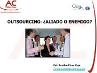 outsourcing: ¿aliado o enemigo? - Revista Mercados & Tendencias