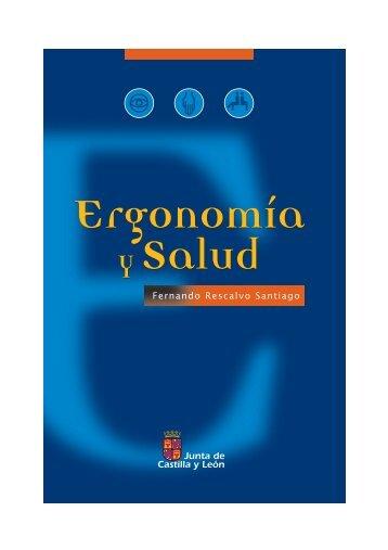 Ergonomía y Salud - Junta de Andalucía