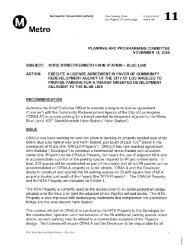 Board Report Wednesday, November 18, 2009__.rdo - Metro Bus