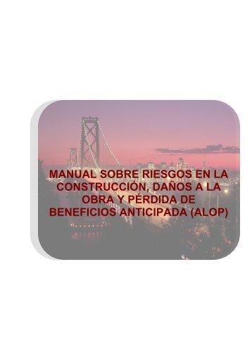 manual sobre riesgos en la construcción, daños a - Seguros MAPFRE