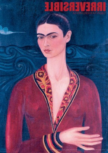 Frida Kahlo | Autorretrato con traje de terciopelo | oil on canvas | 78 ...
