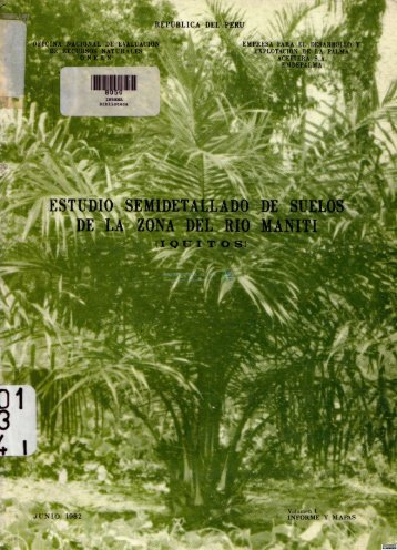 Iquitos - Autoridad Nacional del Agua