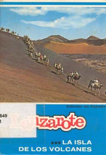 Lanzarote : la isla de los volcanes - Web de Lanzarote