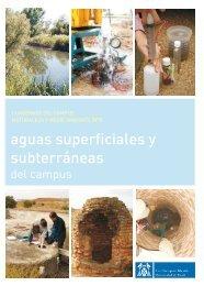 aguas superficiales y subterráneas - Universidad de Alcalá