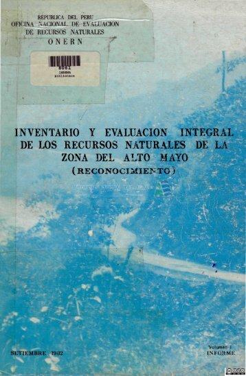 P01 03 55-volumen 1.pdf - Biblioteca de la ANA.