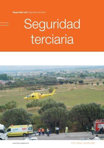 Seguridad vial Seguridad terciaria - Centro Zaragoza