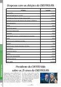 Novos Fisioterapeutas e Terapeutas Ocupacionais: o ... - Crefito5 - Page 6