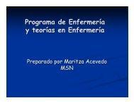Programa de Enfermería - Sistema Universitario Ana G. Mendez