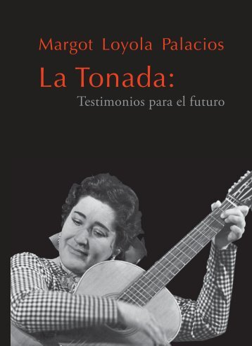 Tonada Final.indd - Fondo Margot Loyola - Pontificia Universidad ...