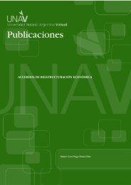 Acuerdos de reestructuración económica.indd - UNAV