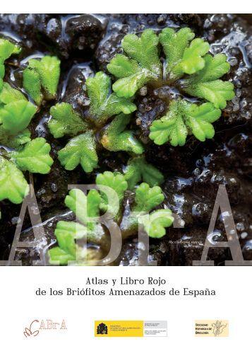 Atlas y Libro Rojo de los Briófitos Amenazados de España