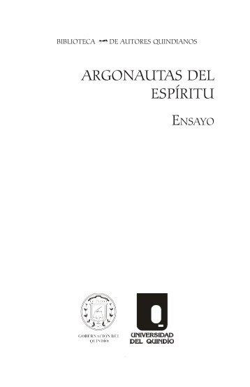 ARGONAUTAS DEL ESPÍRITU - Universidad Tecnológica de Pereira