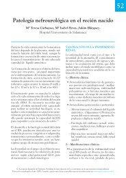 52. Patología nefrourológica en el recién nacido - Sociedad ...
