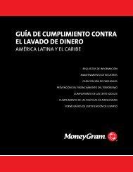 guía de cumplimiento contra el lavado de dinero - MoneyGram
