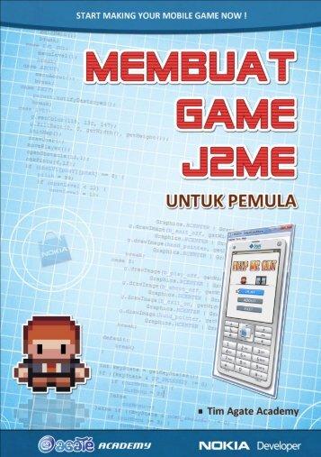 Online-Buku-Membuat-Game-J2me-Agate-Academy