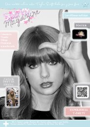 Descarga Sparkly Magazine nº21 - Taylor Swift Spain