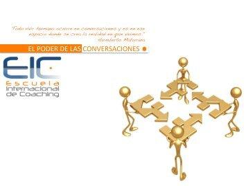 el poder de las conversaciones - Escuela Internacional de Coaching