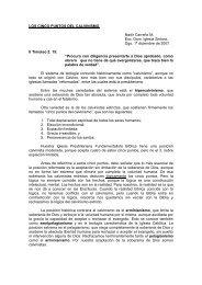 Los cinco puntos del calvinismo.pdf - Iglesia Presbiteriana ...