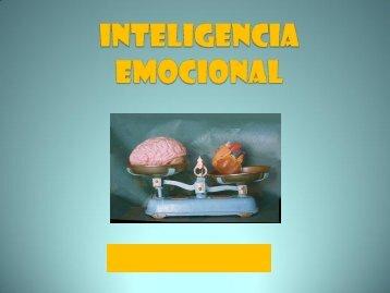 """Diapositivas """"Inteligencia Emocional"""" (NUEVO) - Ugel 05"""