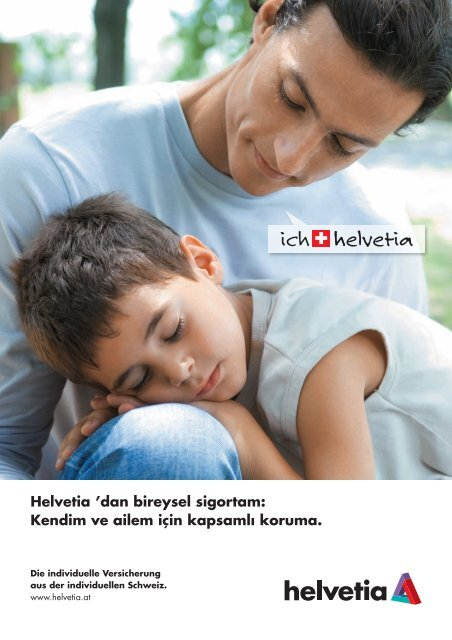 Helvetia 'dan bireysel sigortam: Kendim ve ailem için kapsamlı ...