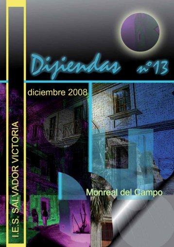 Nº 13 en pdf - IES Salvador Victoria