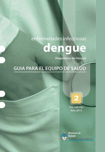 enfermedades infecciosas dengue - Ministerio de Salud