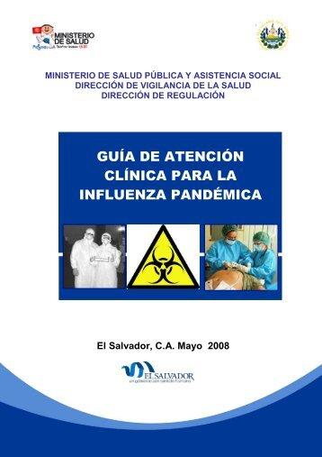 guía de atención clínica para la influenza pandémica - Cruz Roja ...