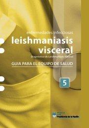 leishmaniasis visceral - Ministerio de Salud