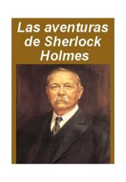 Las aventuras de Shelock Holmes - Educando