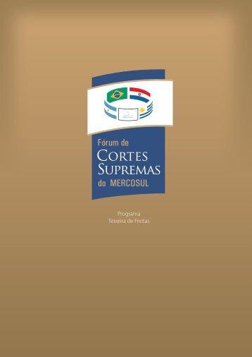Programa Teixeira de Freitas - STF
