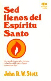 sed llenos del espiritu santo - Iglesia Evangelica Metodista Fuente ...