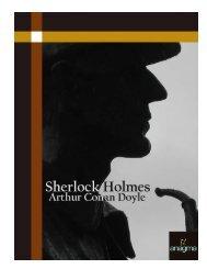 1. El señor Sherlock Holmes - Anagma Editorial Digital