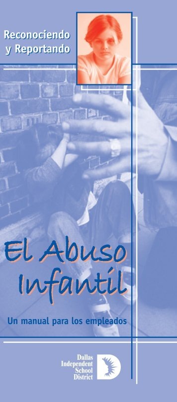 El Abuso Infantil