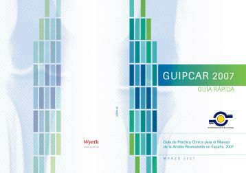 Guía rápida (GUIPCAR) - Sociedad Española de Reumatología